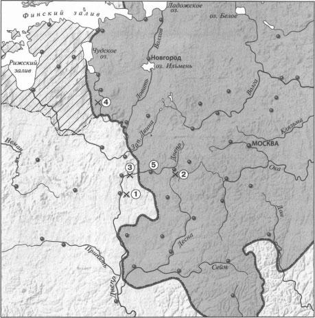 Карта 1 вариант