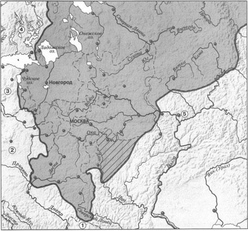 Карта 2 вариант